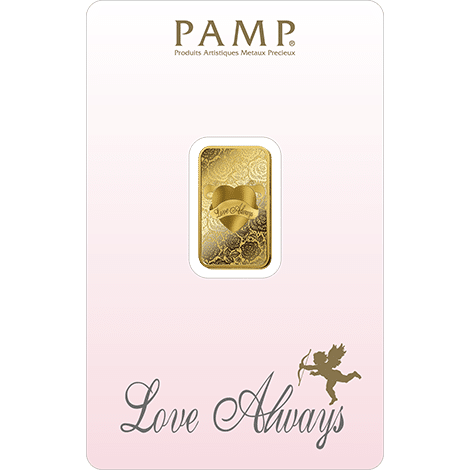 Love Always Packaging buy gold 999.9 malaysia