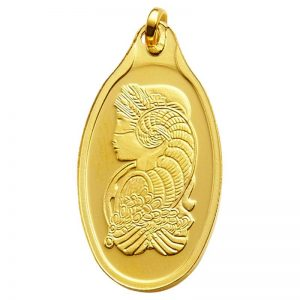 Fortuna Pendent Gold wearable buy jewelry malaysia