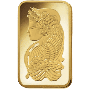 Fortuna 5 g Pamp gold buy online