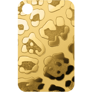 Icon Series leopard 999.9 gold buy gold online