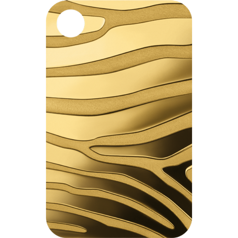 Icon Series zebra 999.9 gold buy gold online