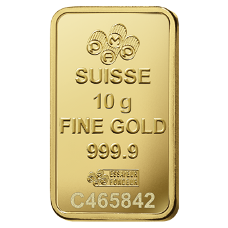 Rosa Gold Bar 10 Grams