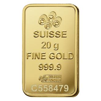 Rosa Gold Bar 20 Grams