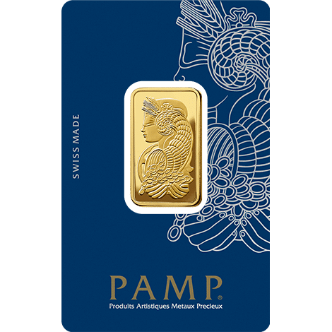 Fortuna 20 g Pamp gold buy online